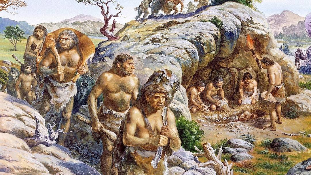 religious behavioral development in the stone age The stone age is a broad prehistoric time period during which humans widely used stone for toolmaking stone tools were made from a variety of different sorts of stone.